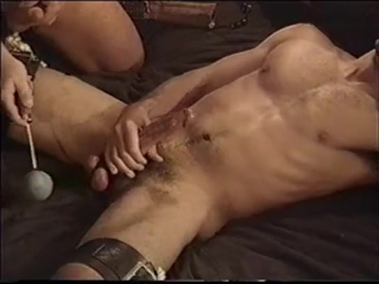 Advise gay cock and ball torture