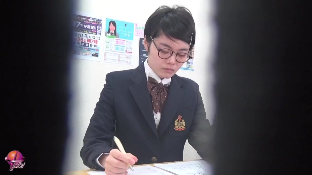 Japanese female student fingered until she poops - ThisVid.com