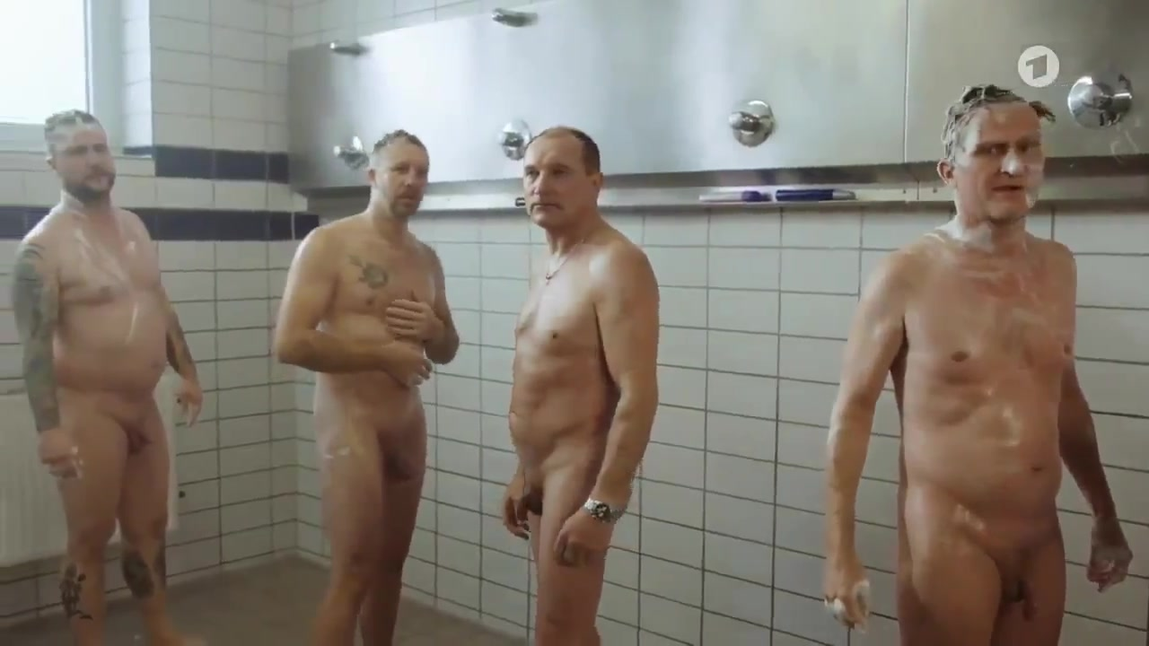 Shower Naked Men Images