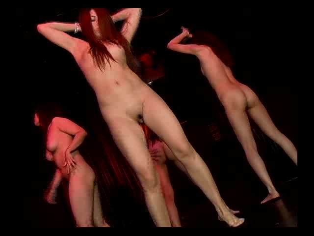 Girls Dancing Naked Clubs