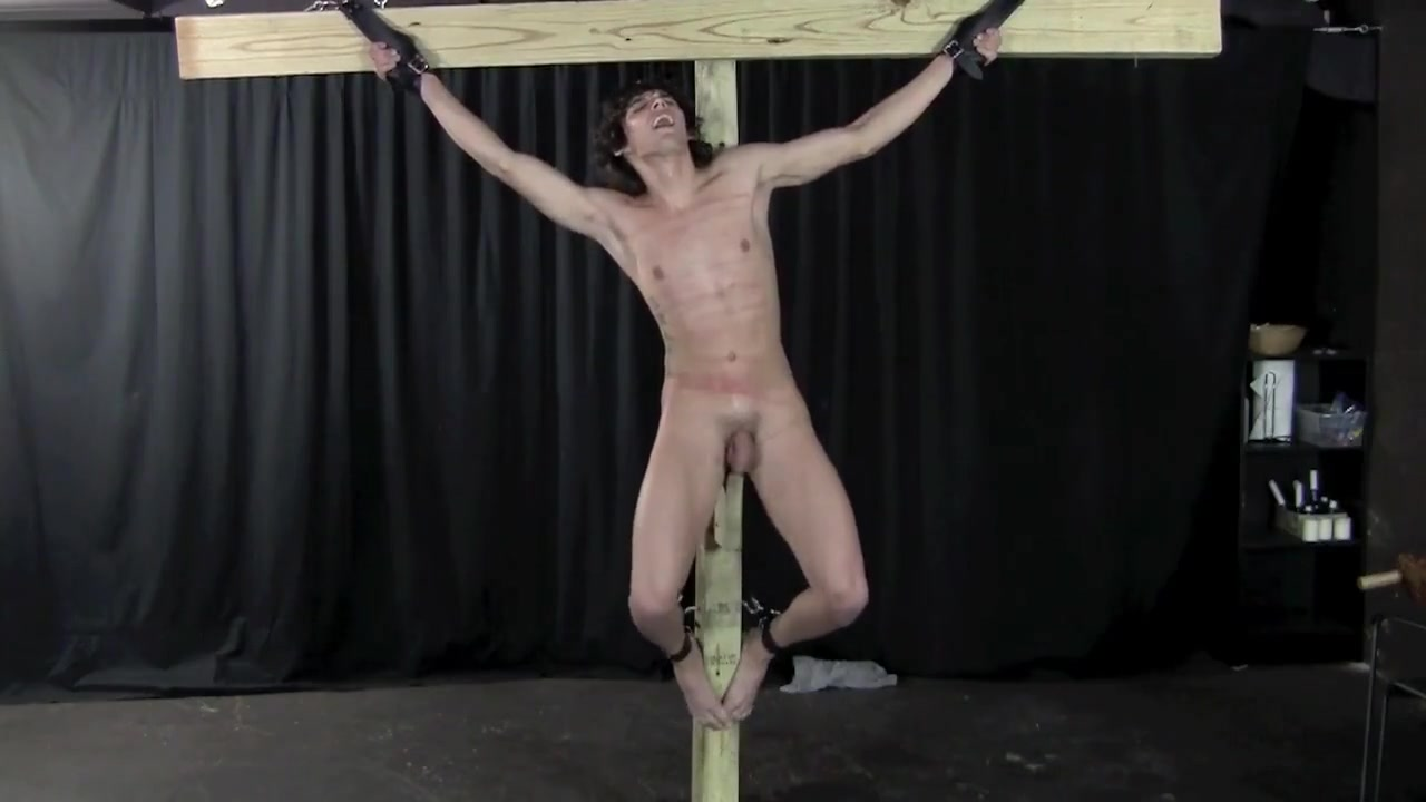 Twink Crucified