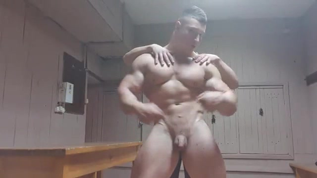 Straight Muscle Worship