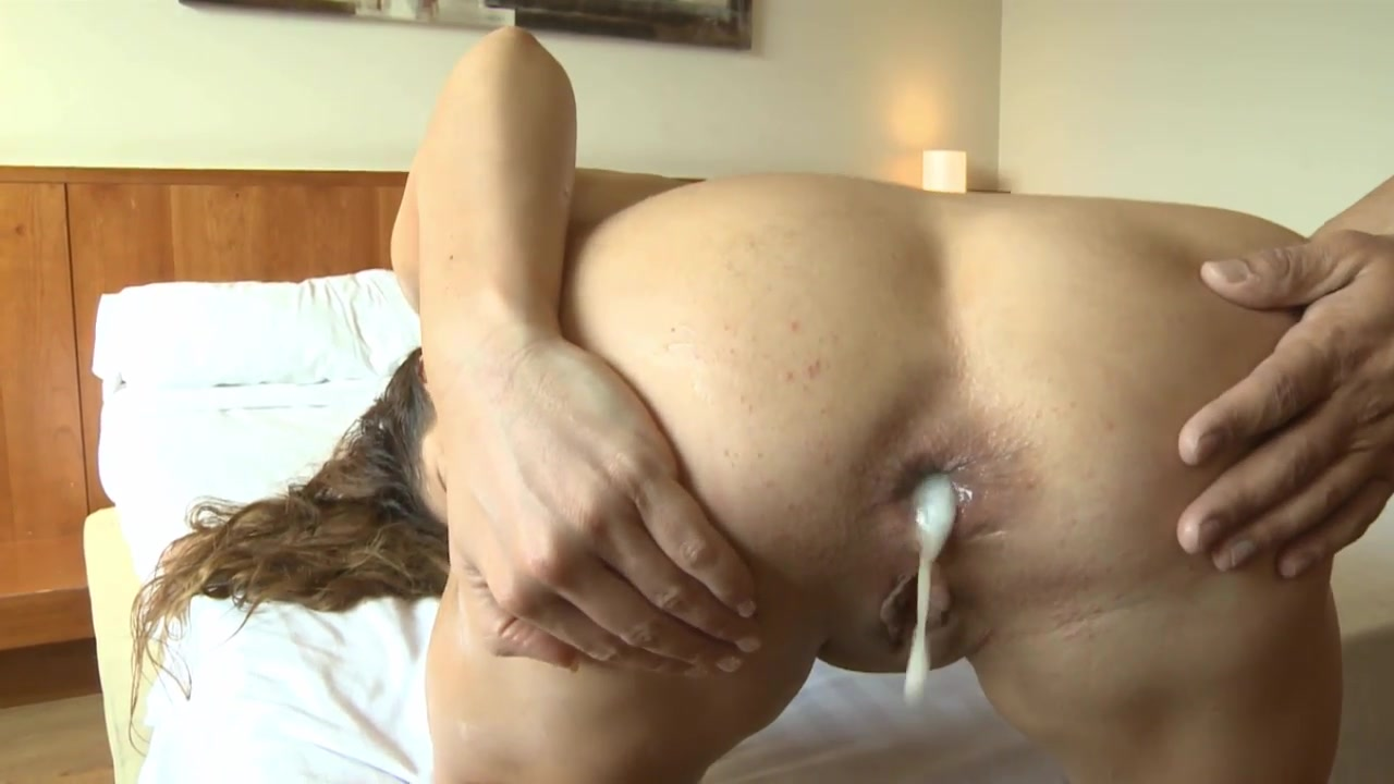 Necessary dripping anal creampie useful message sorry