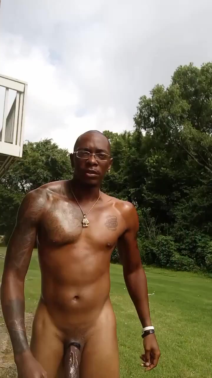 Big Black Dick Vs Big Booty