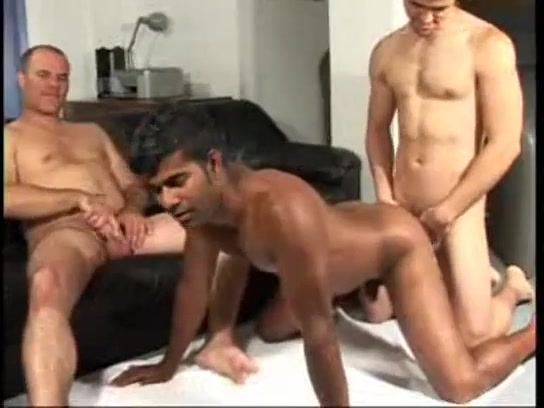Porn indian threesome