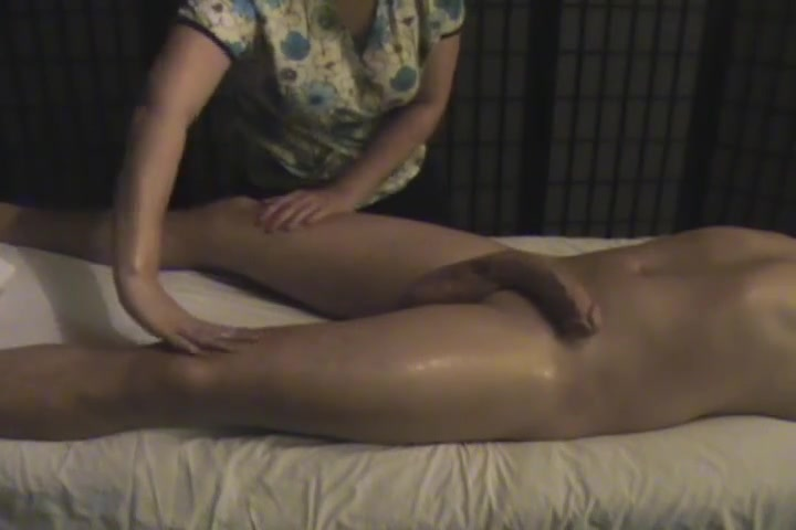 Massage the dick