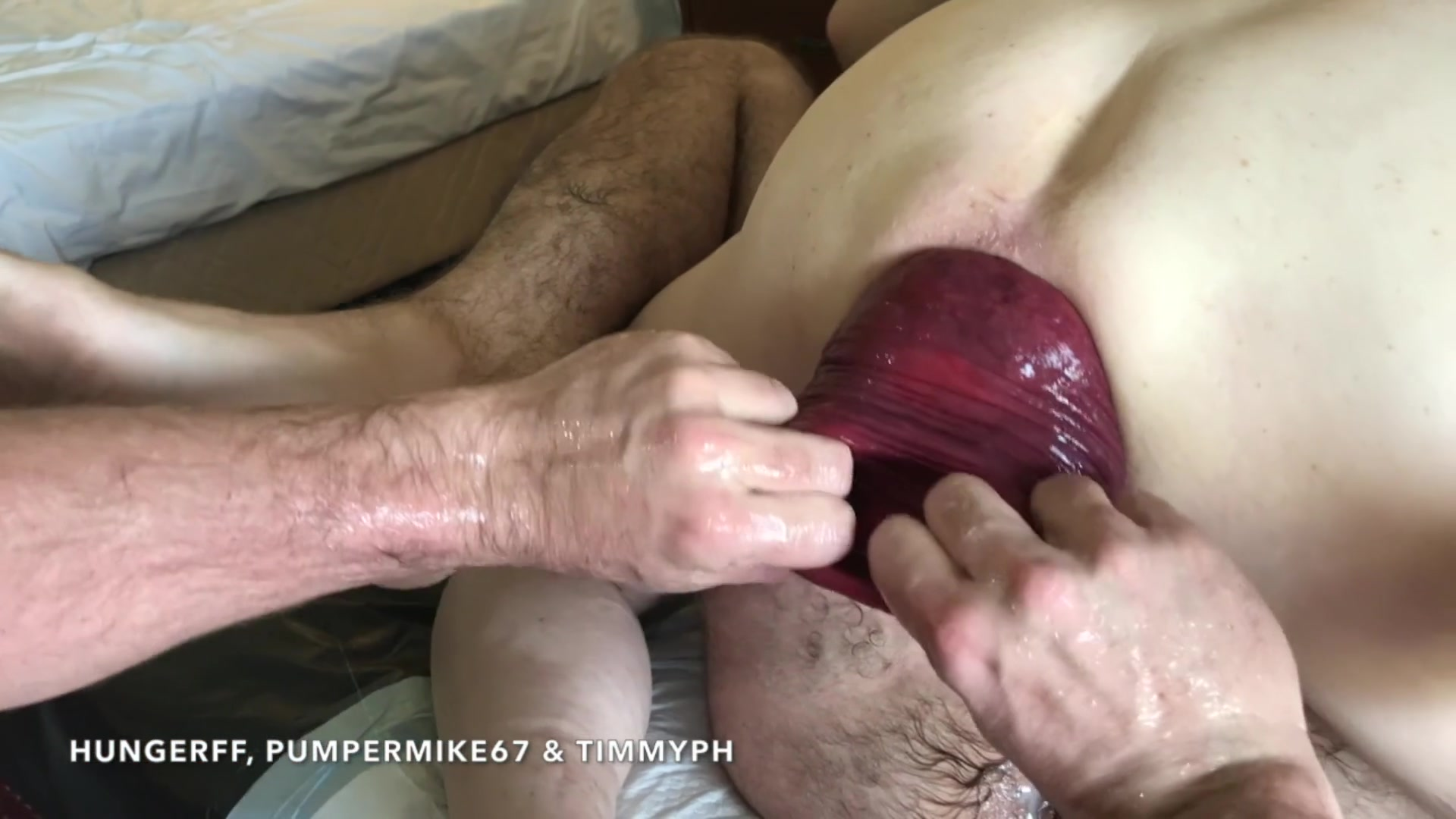 Hard group sex action for randy lad