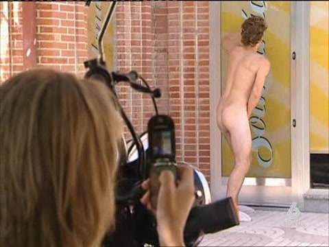 Nude embarrassment any more