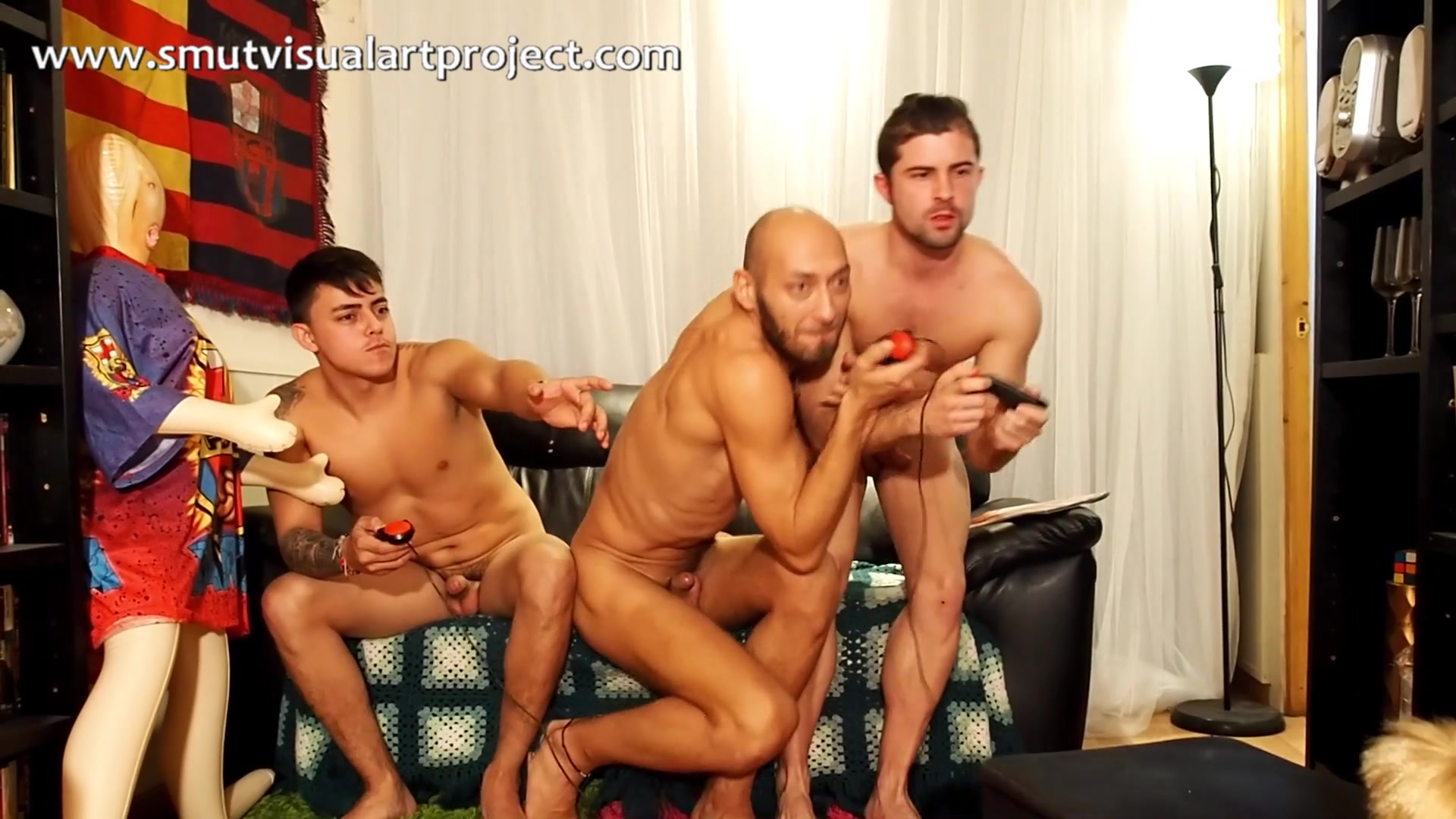 Naked game video phrase, matchless)))