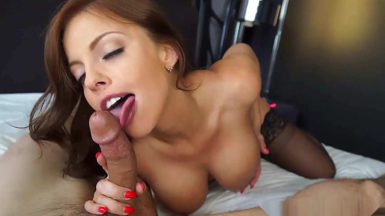 Sucking Cock After Facial