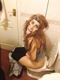 Girls pooping - album 5