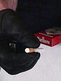 Gloved smokers 1