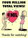 4 MILLION Total Views