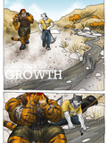 Fountin of growth muscle growth cock comic