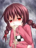Japanese anime vomit characters - album 3