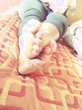 Random meets for feet