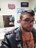 Marine Nick Chambers