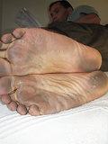 Feet male gay  giant