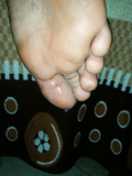 Feet Of A God