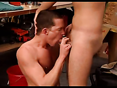 Beautiful youngs boys fisting and fantastic rimming