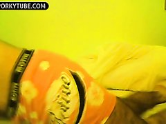 humping a pillow - video 2