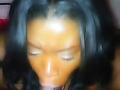 sloppy black head