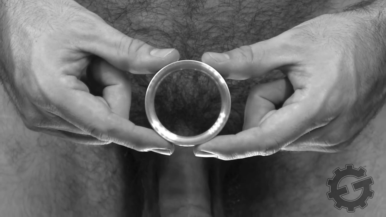 how to put on penis ring Gaping