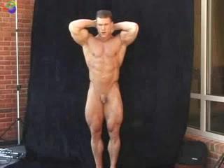 Brooke adams laying naked