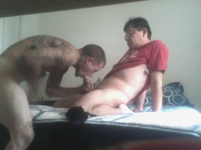 2 gay guys fucking when a girl joins in 8