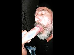 DIRTY HAIRY CIGAR SMOKE NIPP DAD 02 - BLOWN BY PIG DAD AT SEX CLUB