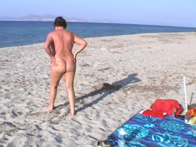 Wife nude beach photos