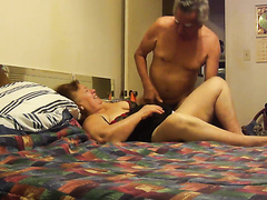 licking granny's big pussy_720p