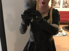 Latex Doll TV dirty scat 2