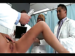 gynecology Students get practical lessons
