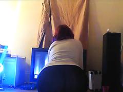 redhead panty piss - video 2