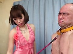 Far East Femdom Coprophagy and Vomitology - video 6