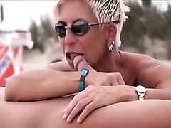 Nudist beaches are so much fun