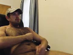 Furry Beef Camo Hat Cum