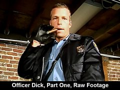 Officer Dick, Raw Footage, Part One