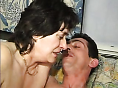 Compilation of mature ladies in action
