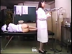 Nurse Spanking&Enema
