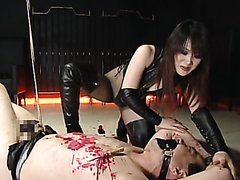 Japanese Femdom with Mistress Na... - video 9