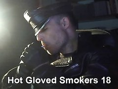 Hot Gloved Smokers 18