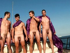 HOT BOYS NAKED IN PHOTOSHOOT