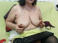 Sultry french granny 2