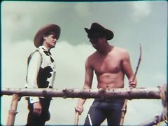 VINTAGE - COWBOY & THE RANCHER SON (1973)