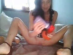 cam slut show  squirt and piss