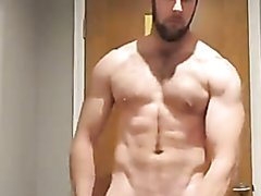 HAIRY ATHLETIC MUSCLE - video 18