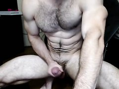 HAIRY ATHLETIC MUSCLE - video 20