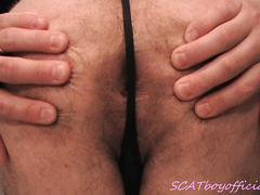 Shit through panties by SCATboy